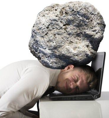 loss damage stone خطر ضرر سنگ
